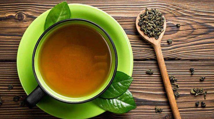 نوشیدن چای سبز متابولیسم بدن را افزایش می دهد