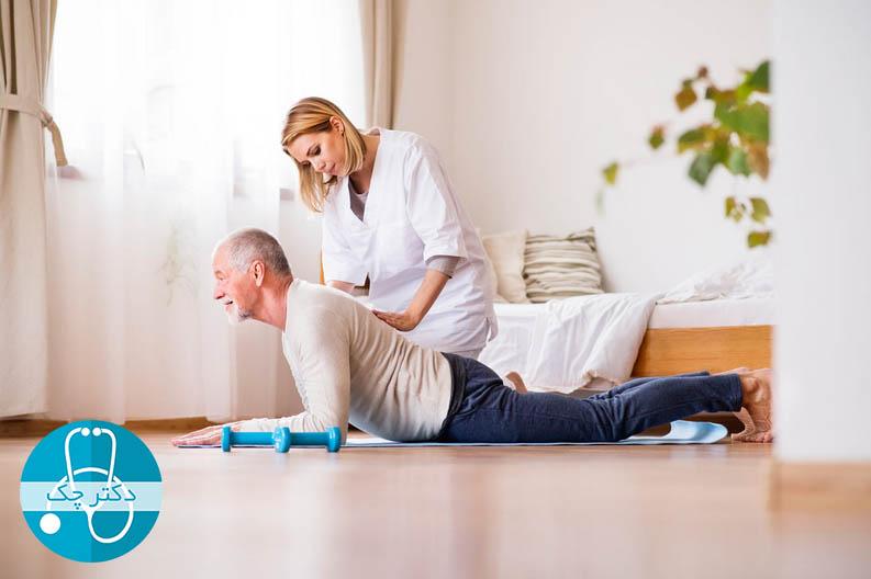 فواید ورزش برای پیشگری از سرطان پروستات