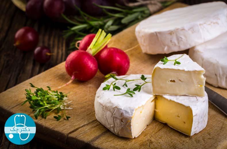 پنیر برای کاهش وزن