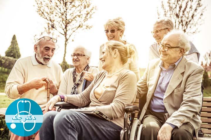 علائم و نشانه های آلزایمر