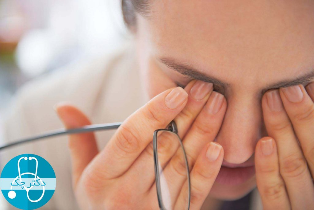 دلایل بروز سندرم خشکی چشم چیست؟