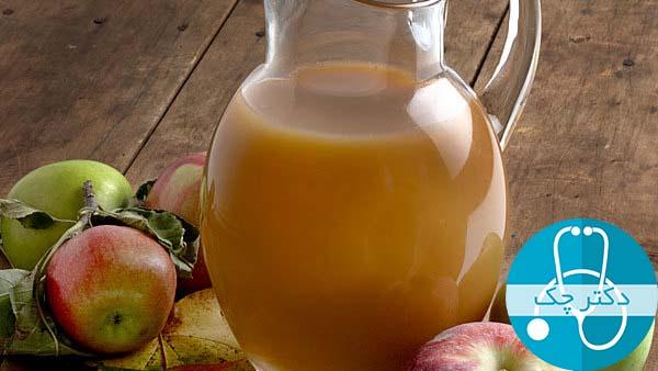 12. سرکه سیب