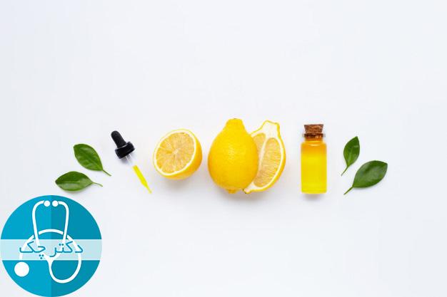 روغن لیمو در درمان عفونت سینوس
