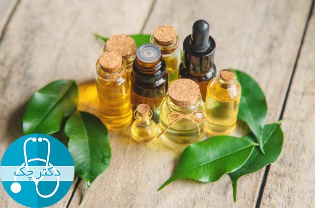 روغن درخت چای در درمان عفونت سینوس