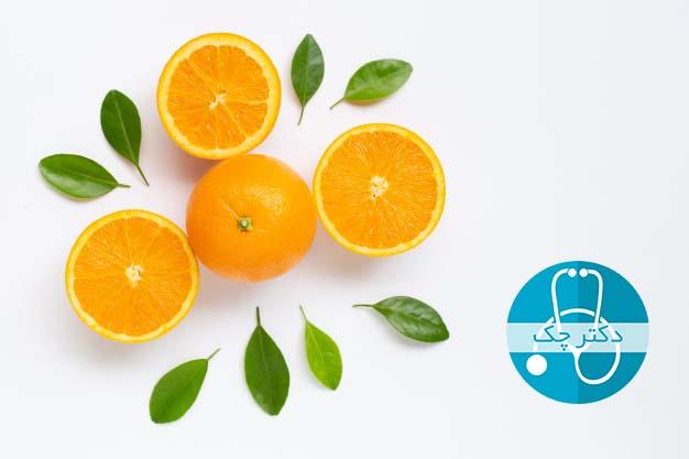 مهمترین خواص پرتقال