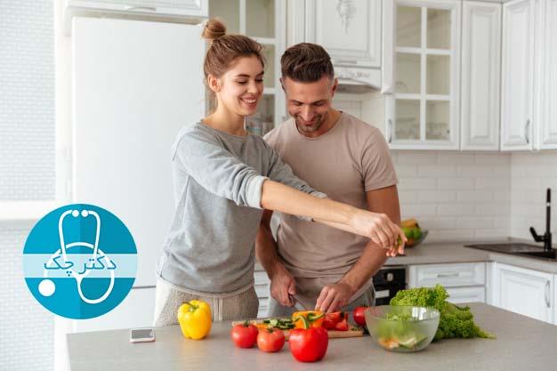 غذاهای مفید برای تقویت رابطه جنسی