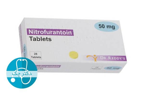 قرص نیتروفورانتوئین