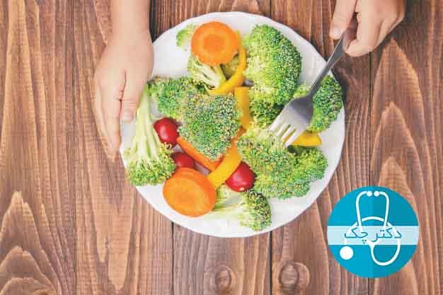 رژیم سبزیجات