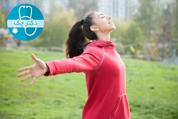 ورزش و آرامش