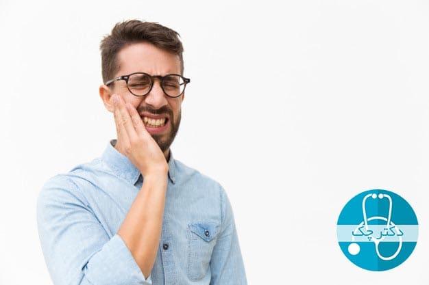 علت لرزش عضلات صورت