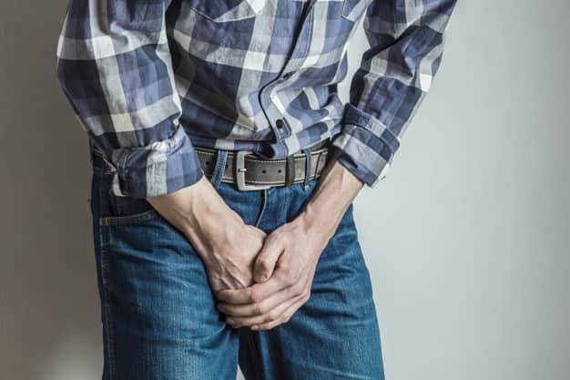 علت بی حسی آلت تناسلی و بیضه های مردان