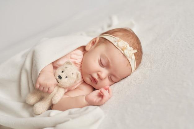 علت خروپف کردن نوزاد چیست؟
