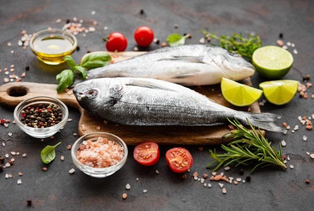 خوردن ماهی در بارداری