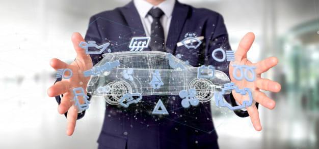 مشاغل پر درآمد در خودرو