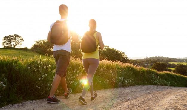اشتباهات رایج موقع پیاده روی
