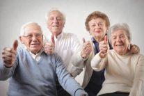 چگونگی کاهش وزن سالمندان