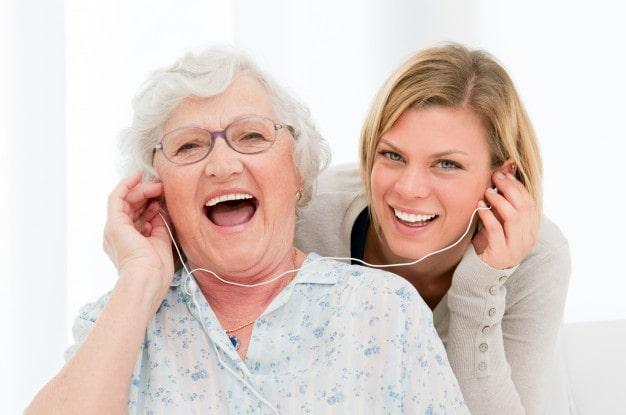 آواز خوانی سالمندان