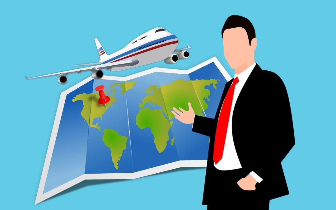 ایده شغلی در سفر